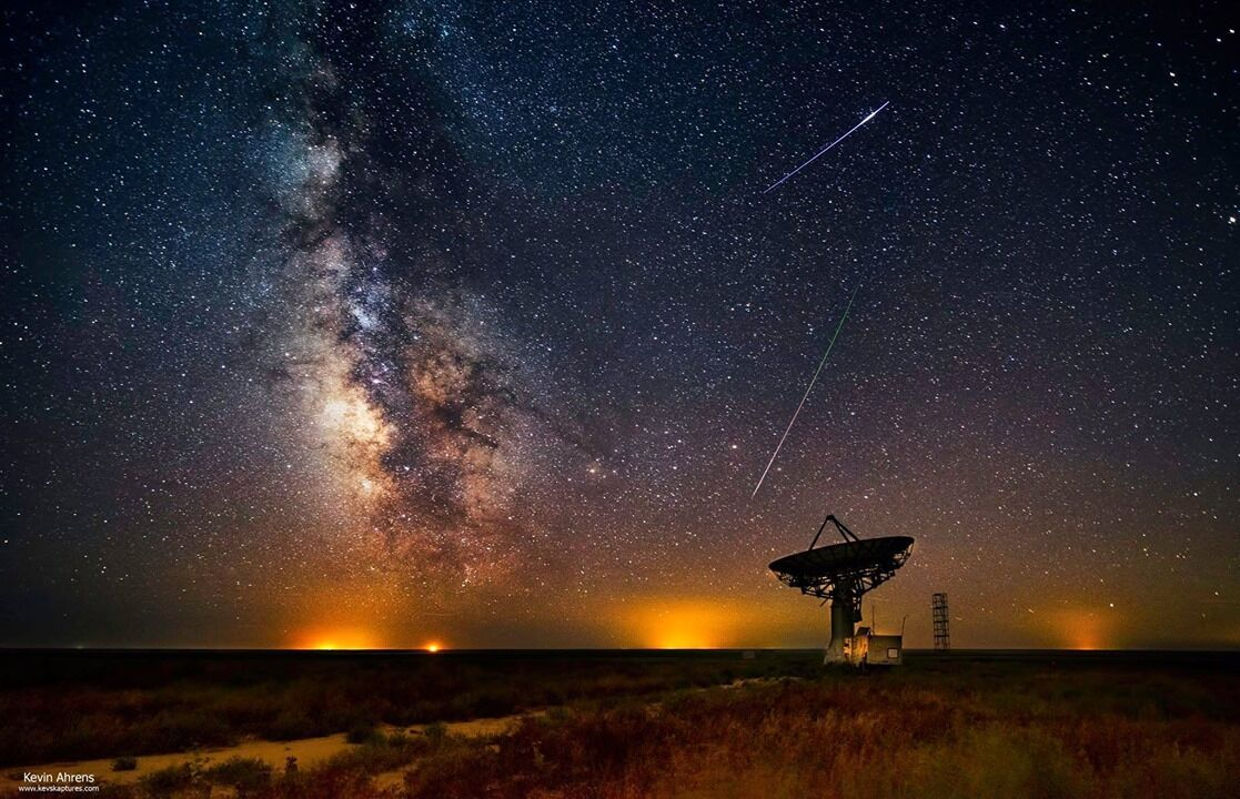 Deep Space Exploration Society Colorado Radio Astronomy At The Speed Of Light