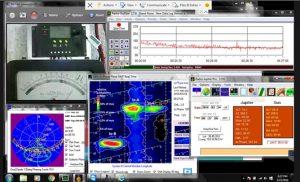 Plishner Radio Astronomy Jupiter System